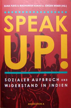 Cover Speak Up